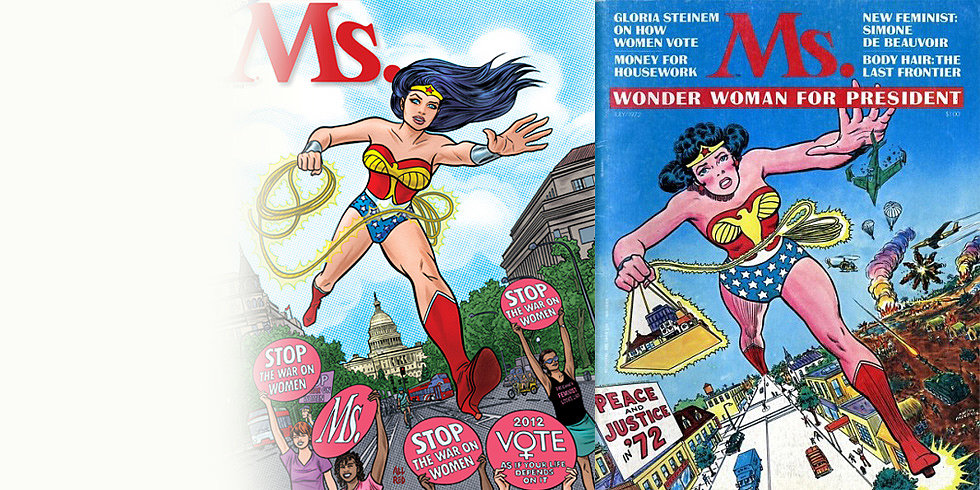 Wonder Woman: Superhero and Feminist Icon