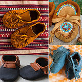 7 Minimoccasins For Chic Tiny Feet