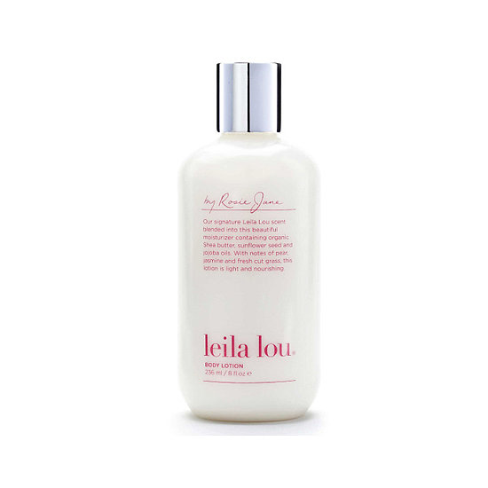 It's that time of the year to stock up on all things moisturizing, like this freshly scented Leila Lou by Rosie Jane Body Lotion ($29). Twenty percent of proceeds go to Susan G. Komen For the Cure, and the line also includes a slow-burning candle and two separate fragrances.