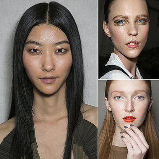2014 Spring Paris Fashion Week Hair, Beauty & Makeup Trends