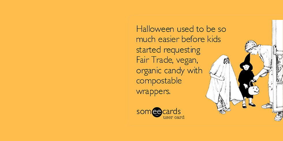 All-Too-Common (Hilarious) Halloween Candy Problems