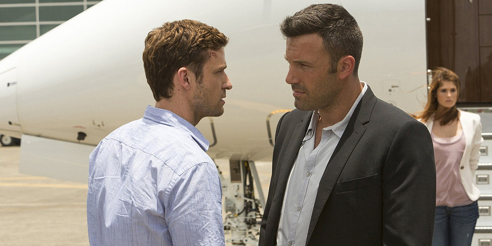 Timberlake and Affleck Fail to Thrill in Runner Runner