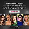 2013 POPSUGAR Beauty Awards Most Inspirational