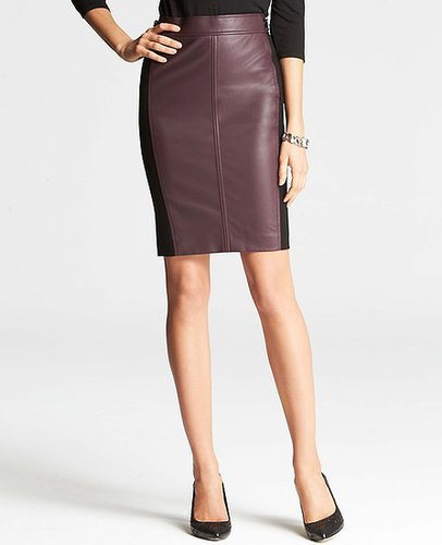 Petite Riverside Colorblocked Pencil Skirt