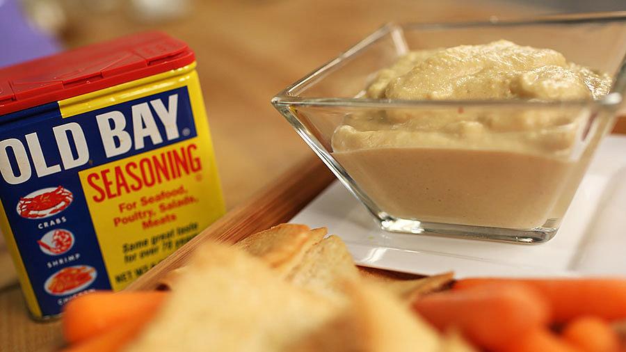 Old Bay Hummus