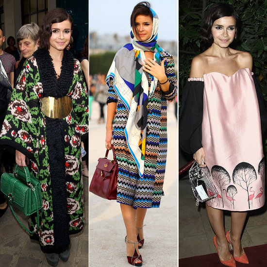 Week in Chic: Miroslava Duma Does Paris