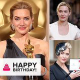 10 of Kate Winslet's Best Beauty Looks