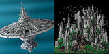 Legos Shine in the Medium's Most Striking Masterpieces