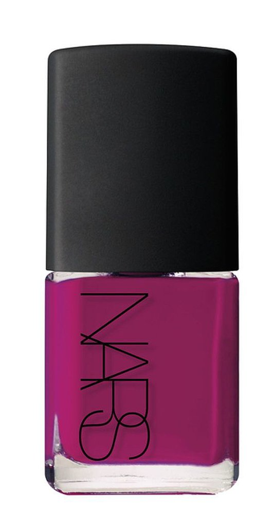 Can you believe it's time to talk holiday already? Nars released images of its 2013 Guy Bourdin-inspired gift sets this week, and this purple nail polish was the most popular piece.