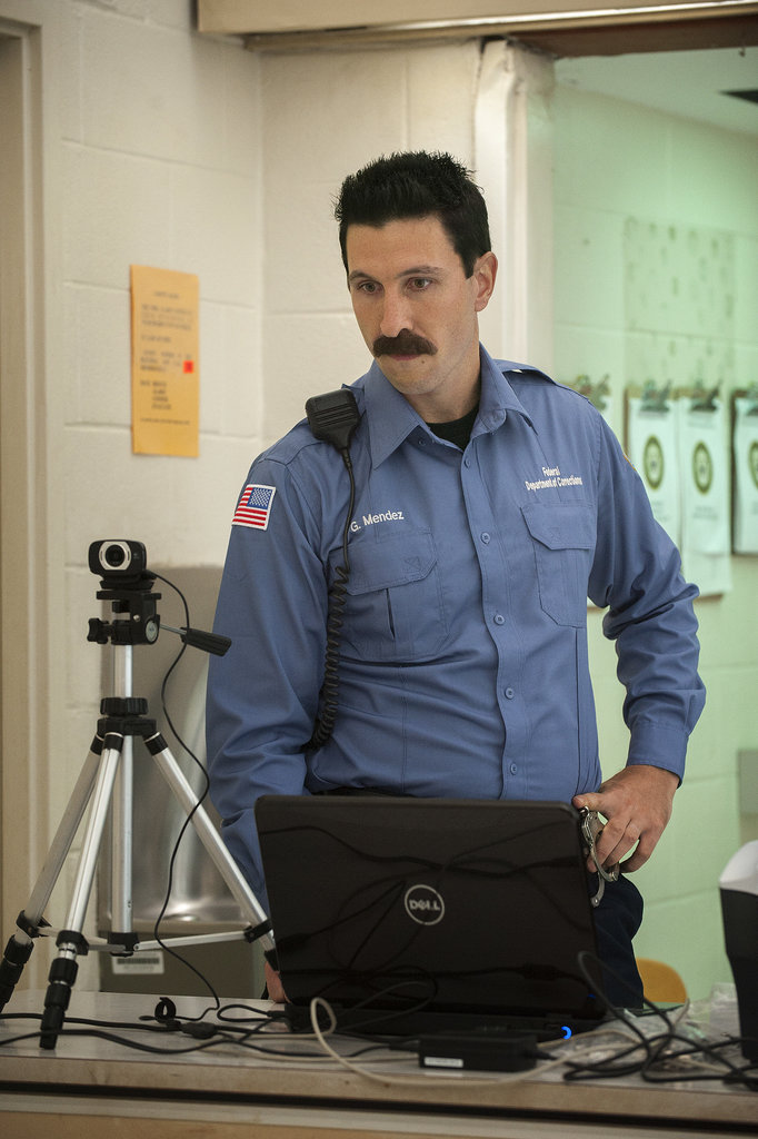 Pornstache From Orange Is the New Black