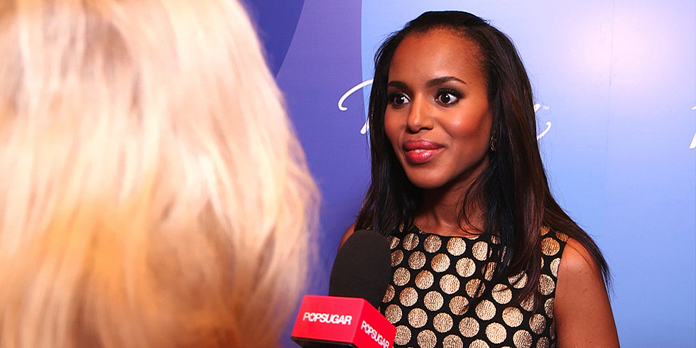 Kerry Washington Opens Up on Why Michelle Obama Is Her Inspiration