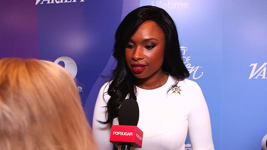 "Jennifer Hudson Tells Us About Her Life's Mission to ""Spread Love"""