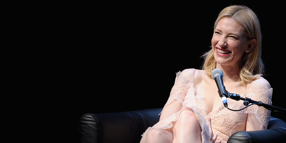 Cate Blanchett Honoured at the New York Film Festival