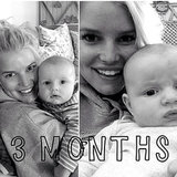 Jessica Simpson Shares Photo of Son Ace Johnson at 3 Months