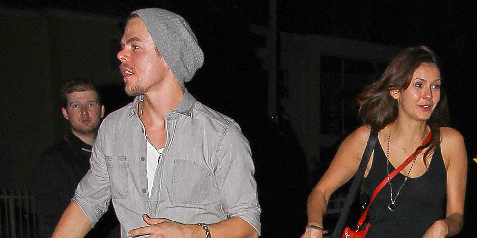 Nina Dobrev Goes Public With Derek Hough