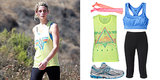 Haute Hiking: Steal Ashley Greene's Workout Look!