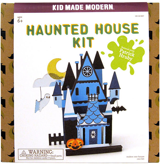 Kid Made Modern Haunted House Kit