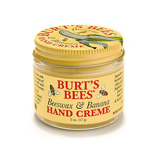 The vitamin E, aloe vera, and beeswax in this Burt's Bees Banana Hand Creme ($9) will lock in moisture better than your favorite pair of gloves. And the tropical banana scent will almost make you forget it's cold outside . . . almost.