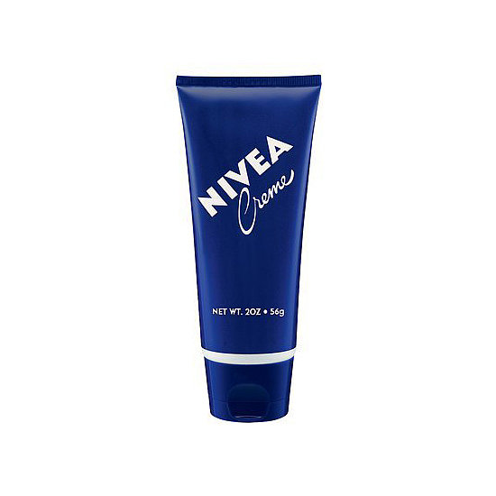 The iconic white cream in the blue jar also comes in tube form, which makes this Nivea Creme ($6) ideal for travel or keeping near the bathroom sink at home.