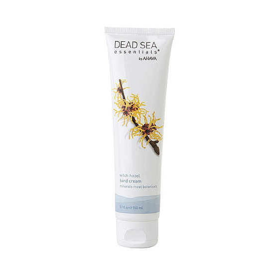 Ahava's Dead Sea Essentials Witch Hazel Hand Cream ($10) is a work-desk essential. It moisturizes hands without leaving greasy fingerprints on your keyboard.