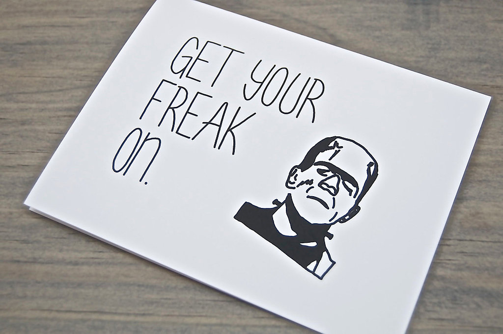 Get your freak on ($4)