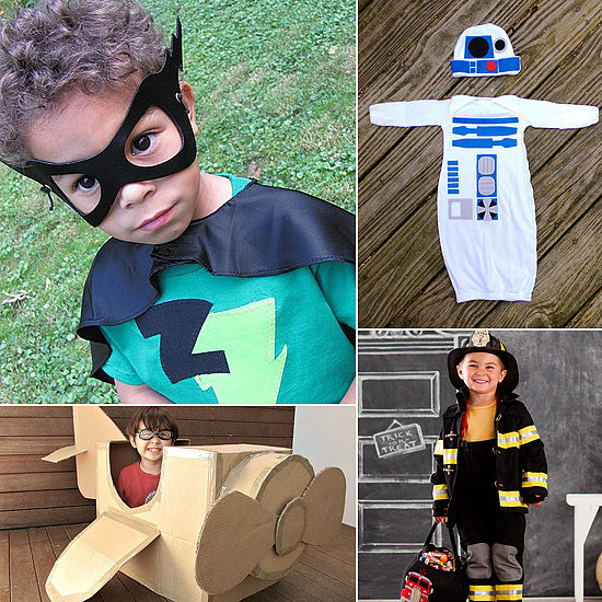 33 Wow-Worthy Halloween Costumes For Boys