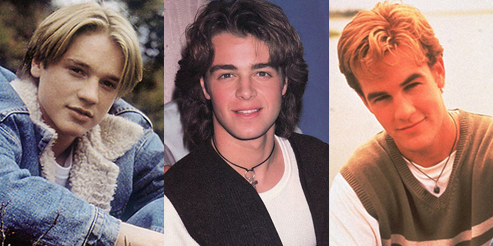 Bomb-Dot-Com '90s Heartthrobs to Follow on Twitter