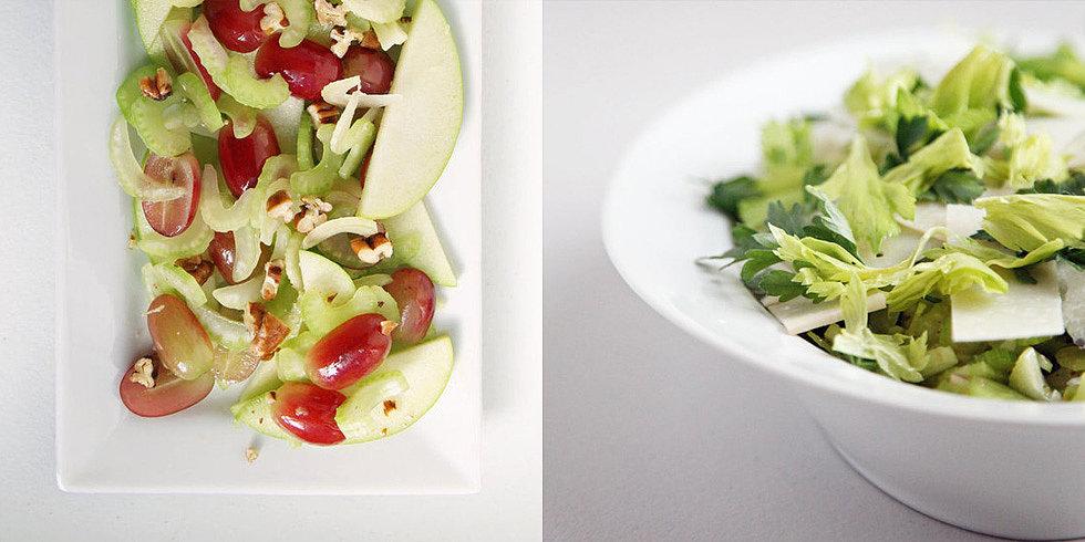Crisp, Fresh Salads to Make Room For This Fall