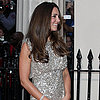 Kate Middleton Prepares For First Postbaby Solo Engagement
