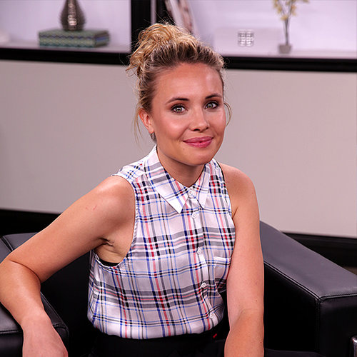 The CW's The Originals Star Leah Pipes Interview (Video)