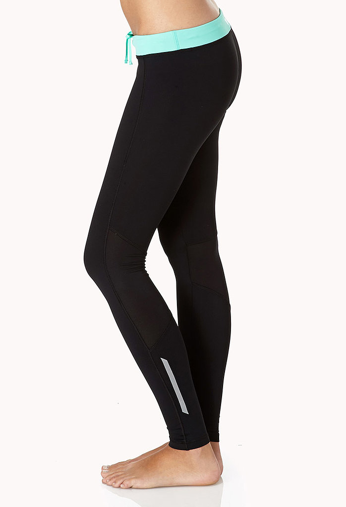 Forever 21 Reflective Leggings