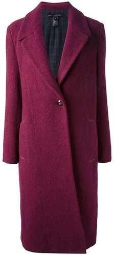 Marc By Marc Jacobs single breasted coat