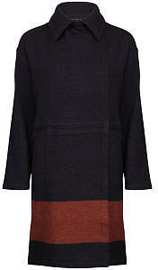Marc by Marc Jacobs Women's Sam Sweater Coat - Normandy Blue