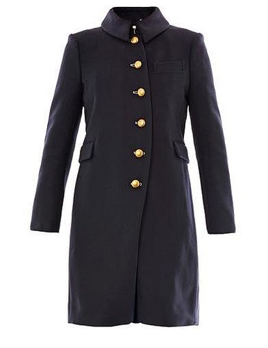 MARC BY MARC JACOBS Nicoletta wool coat