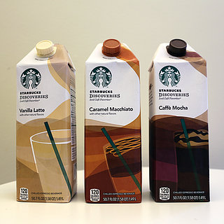 Starbucks Discoveries Iced Coffee Review