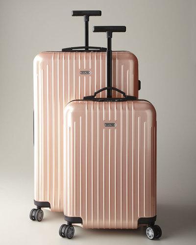 "Rimowa North America Pearl Rose ""Salsa Air"" Hardside Luggage"