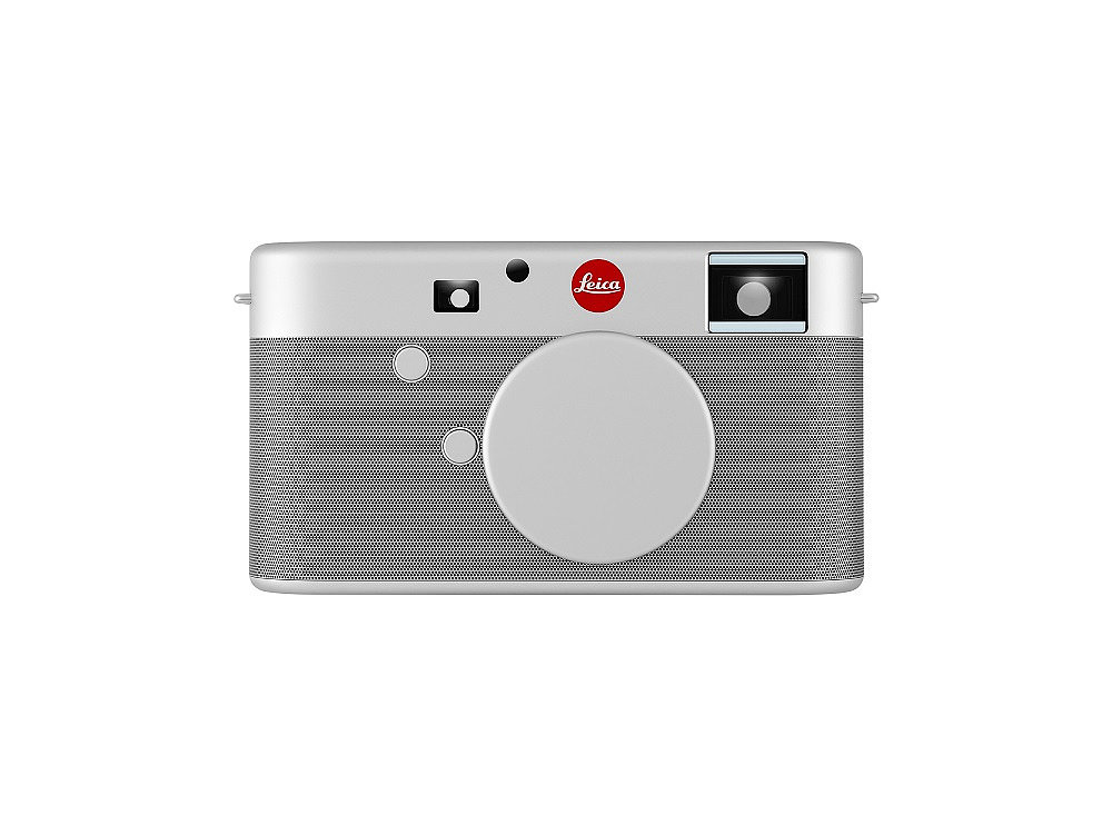 Leica M For (RED) — With Lens Cap