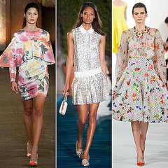 Fashion Week Spring 2014 Trends