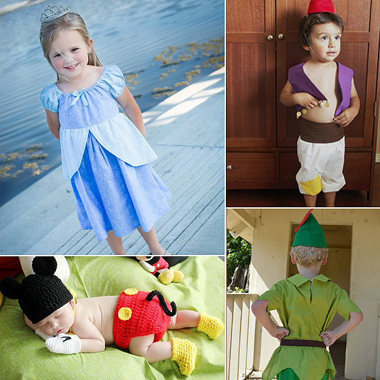 Think Outside the Box With 14 Handmade Disney Halloween Costumes