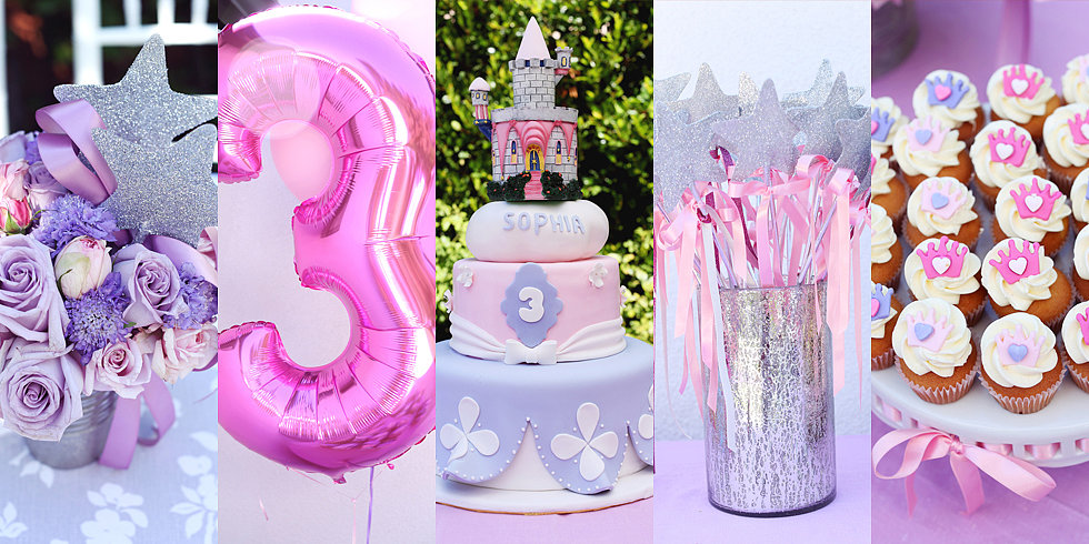 A Disney Princess Party Starring Sofia the First