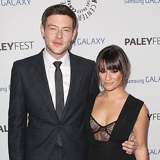 Lea Michele Talks About Cory Monteith After His Death