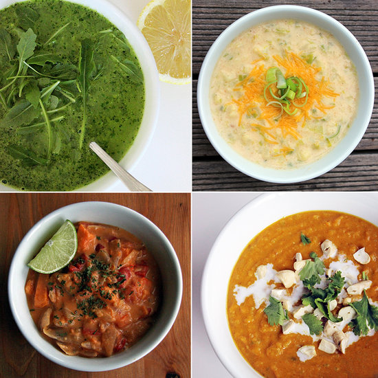 8 Seasonal Soups Worth Fall's Chill