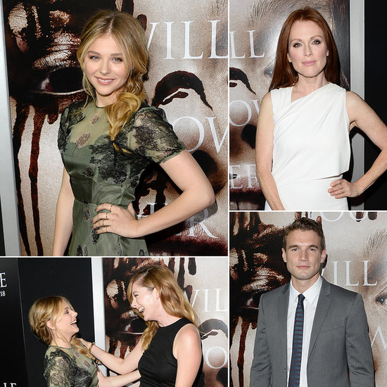 Chloë, Julianne and More Scare Hollywood at the Carrie Premiere