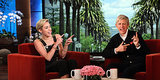 "Miley Opens Up to Ellen About Liam Split: ""The Whole Album Is a Story of That"""