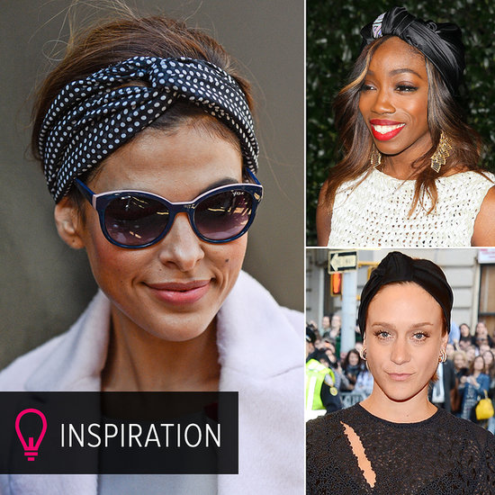 Black Turbans and Headbands to Inspire Your Fall Style