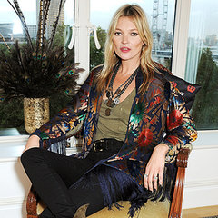 Rimmel 180 Years of Cool Party Pictures: Kate Moss