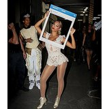 Beyoncé Knowles offered up an Inception-style Instagram. Source: Instagram user beyonce