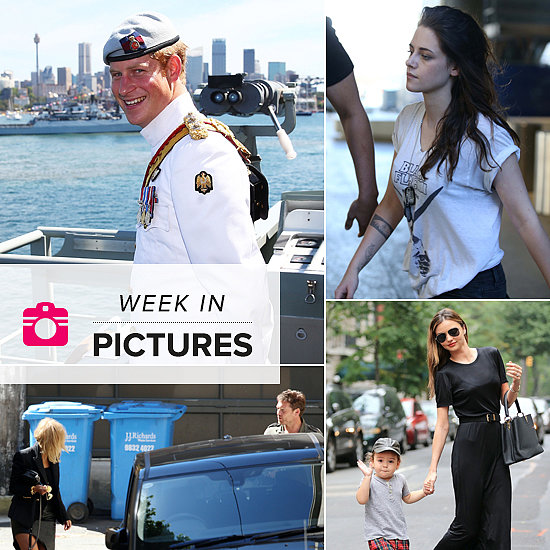The Week in Pictures: Prince Harry in Sydney, Lara and Sam Together & More!