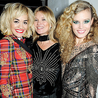 Rita Ora, Kate Moss, Georgia May Jagger: Rimmel London Party