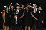 McKinley High Mourns Finn in Pictures From Glee's Tribute to Cory Monteith
